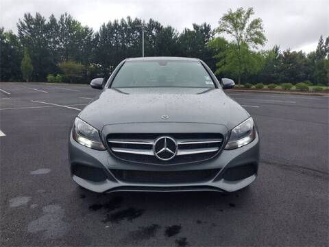 2018 Mercedes-Benz C-Class for sale at Southern Auto Solutions - Lou Sobh Honda in Marietta GA
