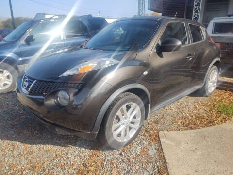 2012 Nissan JUKE for sale at Ray Moore Auto Sales in Graham NC