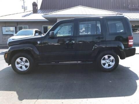 2012 Jeep Liberty for sale at Motors Inc in Mason MI
