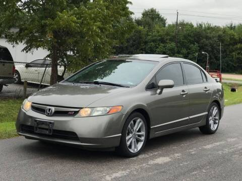 2008 Honda Civic for sale at Loco Motors in La Porte TX