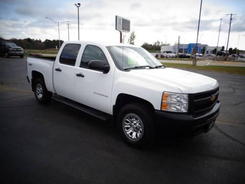 2011 Chevrolet Silverado 1500 for sale at STEINKE AUTO INC. in Clintonville WI