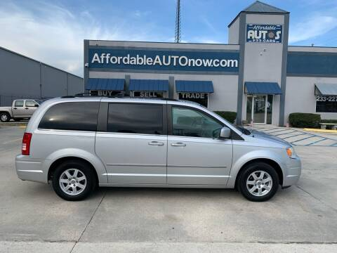 2010 Chrysler Town and Country for sale at Affordable Autos in Houma LA
