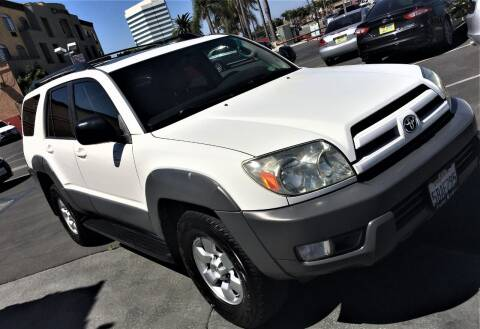 2003 Toyota 4Runner for sale at CARSTER in Huntington Beach CA