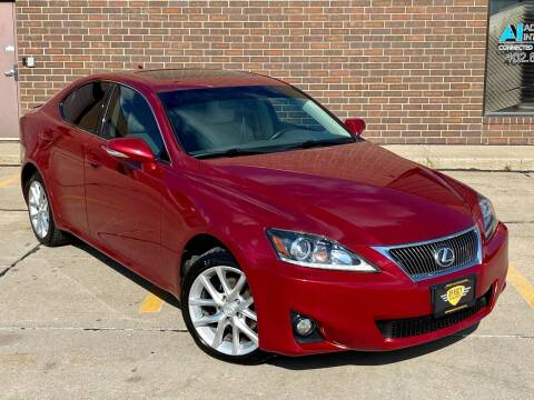 2011 Lexus IS 250 for sale at Effect Auto Center in Omaha NE