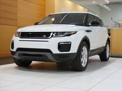 2018 Land Rover Range Rover Evoque for sale at Mercedes-Benz of North Olmsted in North Olmstead OH