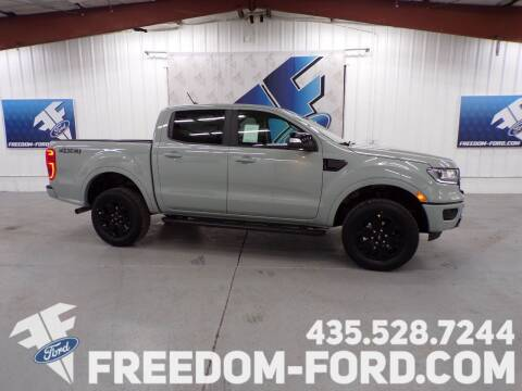 2021 Ford Ranger for sale at Freedom Ford Inc in Gunnison UT