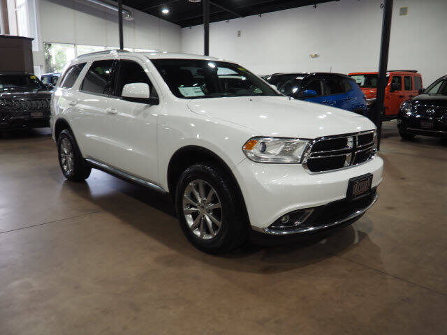 2017 Dodge Durango AWD SXT 4dr SUV - Montclair NJ