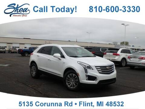 2019 Cadillac XT5 for sale at Jamie Sells Cars 810 - Linden Location in Flint MI