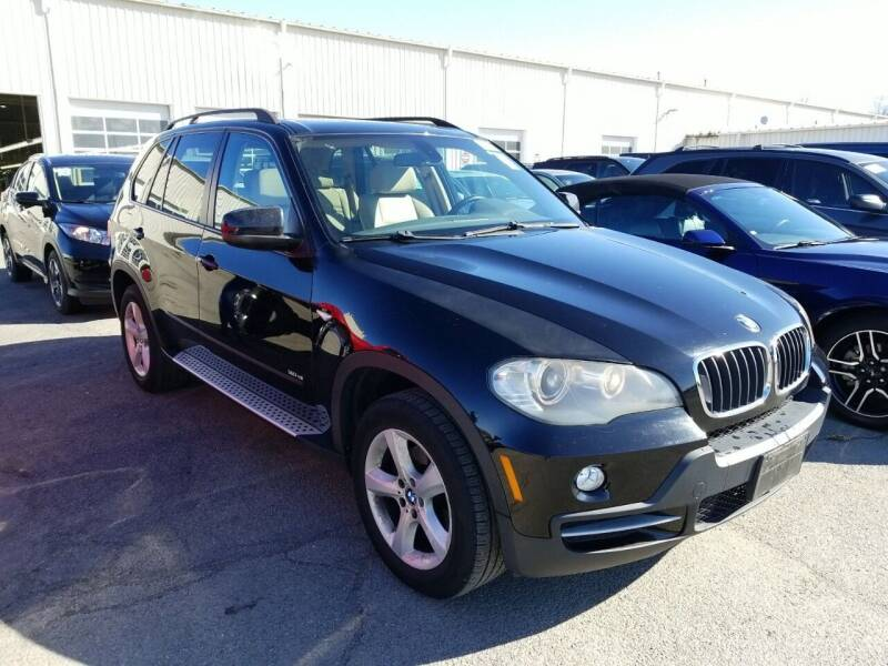 2008 BMW X5 for sale at MOUNT EDEN MOTORS INC in Bronx NY
