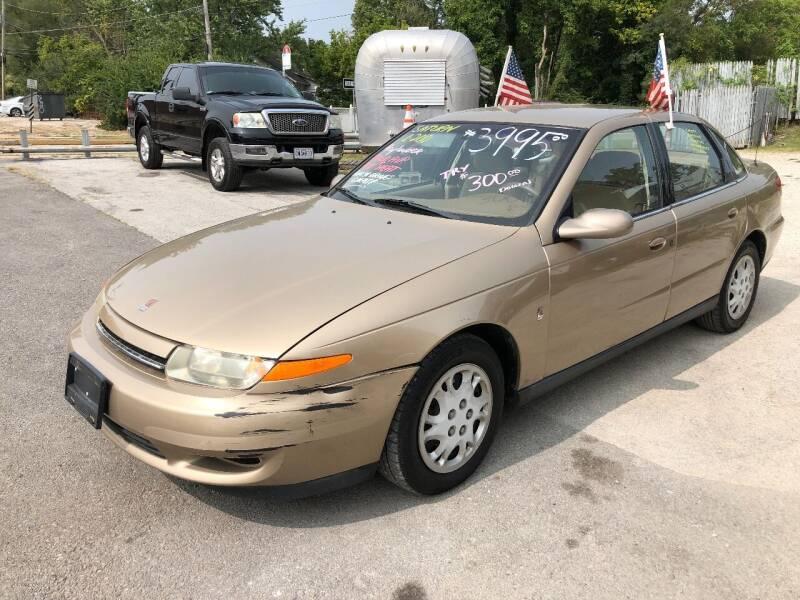 2002 Saturn L-Series for sale at Kneezle Auto Sales in Saint Louis MO