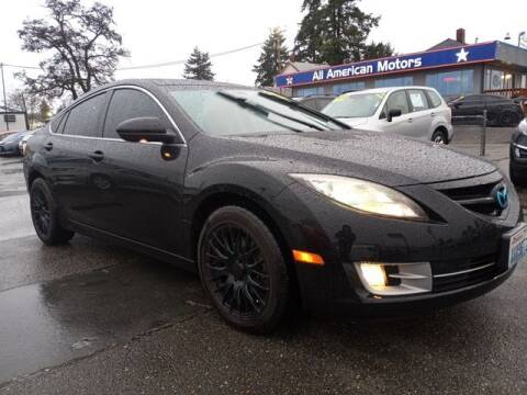 2010 Mazda MAZDA6 for sale at All American Motors in Tacoma WA