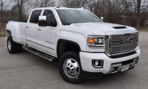 2019 GMC Sierra 3500HD for sale at BARKLAGE MOTOR SALES in Eldon MO