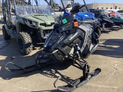 2017 Polaris 800 RUSH® PRO-X™ 12 for sale at Road Track and Trail in Big Bend WI