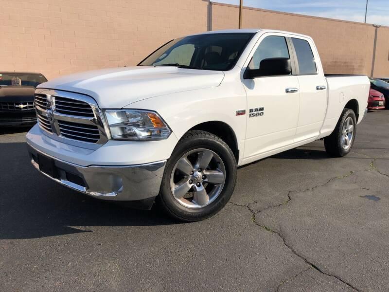2016 RAM Ram Pickup 1500 for sale at Cars 2 Go in Clovis CA
