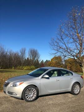 2011 Buick Regal for sale at Hutchys Auto Sales & Service in Loyalhanna PA