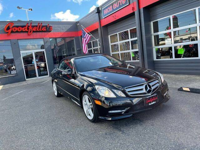 2013 Mercedes-Benz E-Class for sale in Tacoma, WA