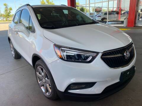 2019 Buick Encore for sale at Auto Solutions in Warr Acres OK