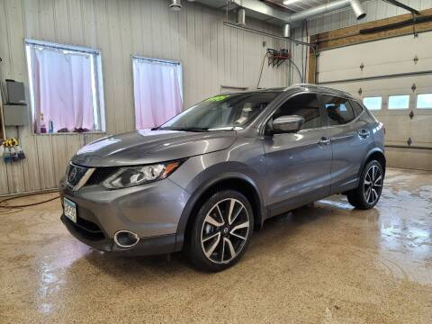 2018 Nissan Rogue Sport for sale at Sand's Auto Sales in Cambridge MN