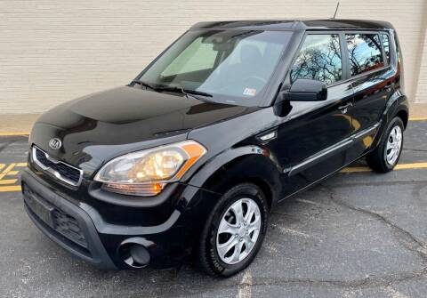 2012 Kia Soul for sale at Carland Auto Sales INC. in Portsmouth VA