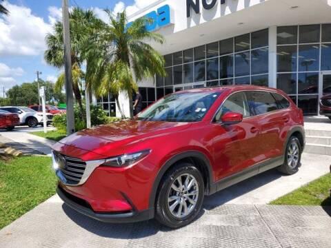 2019 Mazda CX-9 for sale at Mazda of North Miami in Miami FL