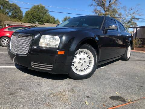 2007 Chrysler 300 for sale at Atlas Auto Sales in Smyrna GA