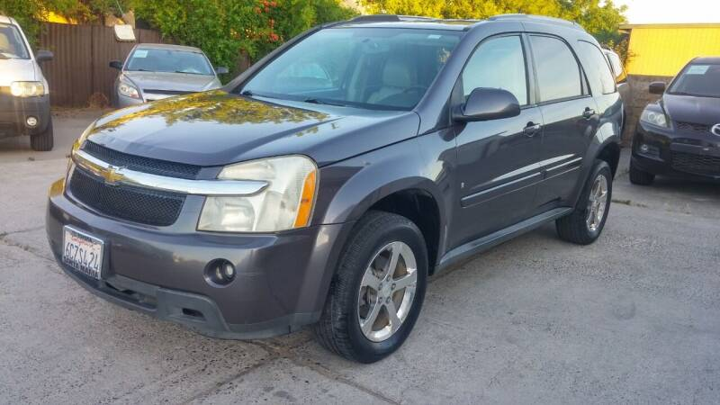 2008 Chevrolet Equinox for sale at Carspot Auto Sales in Sacramento CA