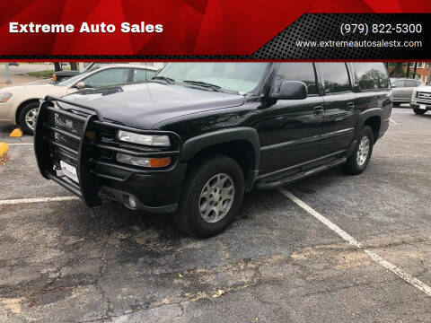 2005 Chevrolet Suburban for sale at Extreme Auto Sales in Bryan TX