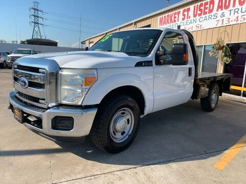 2015 Ford F-250 Super Duty for sale at Market Street Auto Sales INC in Houston TX
