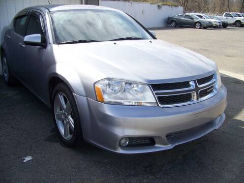 2013 Dodge Avenger for sale at Collector Car Co in Zanesville OH