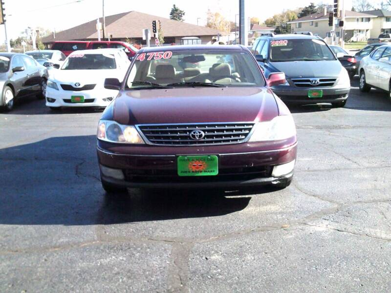 2004 Toyota Avalon for sale at JIMS AUTO MART INC in Milwaukee WI