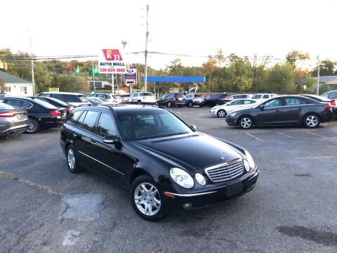 2004 Mercedes-Benz E-Class for sale at KB Auto Mall LLC in Akron OH