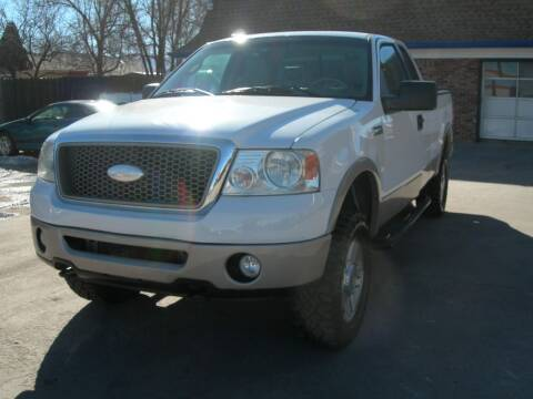 2007 Ford F-150 for sale at Springs Auto Sales in Colorado Springs CO