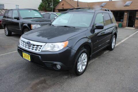 2011 Subaru Forester for sale at Lodi Auto Mart in Lodi NJ