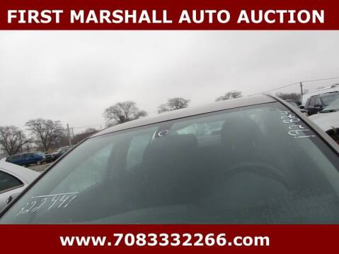 2010 Chevrolet Malibu for sale at First Marshall Auto Auction in Harvey IL
