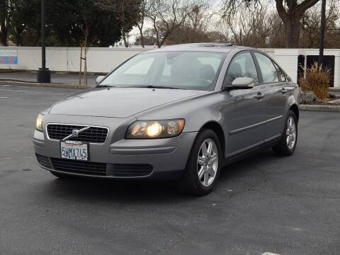 2006 Volvo S40 for sale at Gilroy Motorsports in Gilroy CA