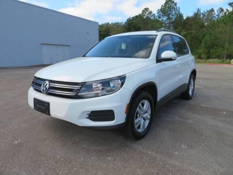 2016 Volkswagen Tiguan for sale at Access Motors Co in Mobile AL