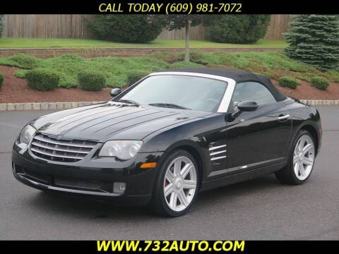 2006 Chrysler Crossfire for sale at Absolute Auto Solutions in Hamilton NJ