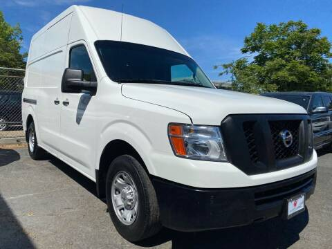 2015 Nissan NV Cargo for sale at Mag Motor Company in Walnut Creek CA