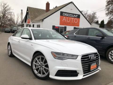 2018 Audi A6 for sale at Discount Auto Brokers Inc. in Lehi UT