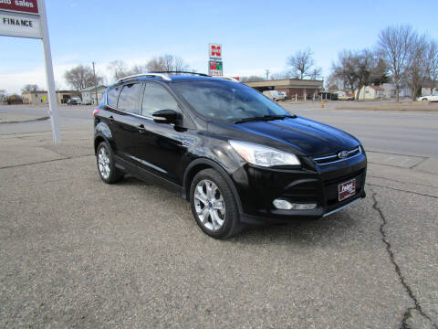2016 Ford Escape for sale at Padgett Auto Sales in Aberdeen SD