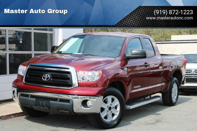 2010 Toyota Tundra for sale at Master Auto Group in Raleigh NC