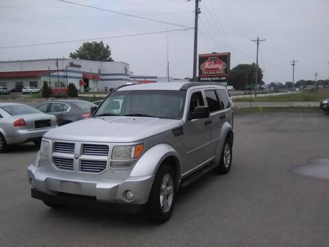 2010 Dodge Nitro for sale at Midway Auto Sales in Rochester MN