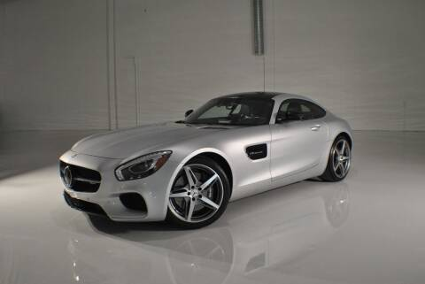 2017 Mercedes-Benz AMG GT for sale at Euro Prestige Imports llc. in Indian Trail NC