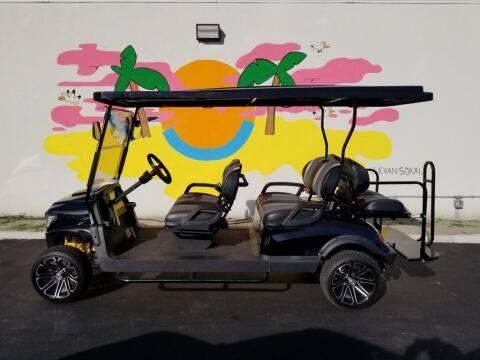 2021 EVO 6 Passenger for sale at Moke America of Virginia Beach - Golf Carts in Virginia Beach VA