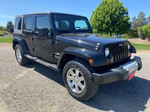 2009 Jeep Wrangler Unlimited for sale at Clarkston Auto Sales in Clarkston WA