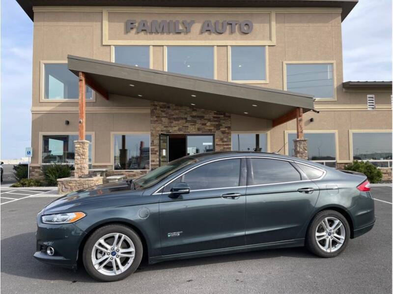 2016 Ford Fusion Energi for sale in Moses Lake, WA