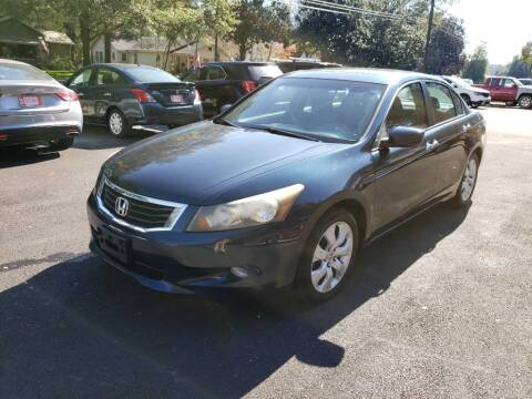 2010 Honda Accord for sale at Curtis Lewis Motor Co in Rockmart GA
