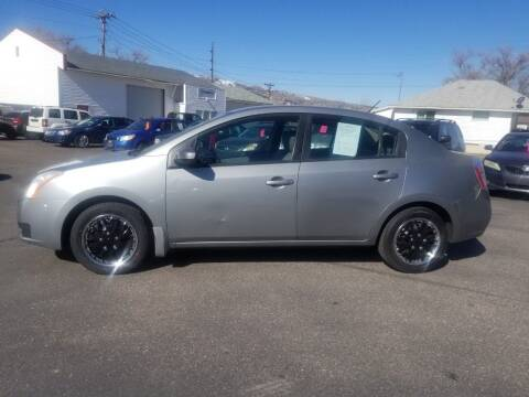 2007 Nissan Sentra for sale at BRAMBILA MOTORS in Pocatello ID
