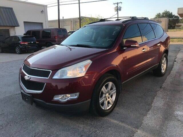 2010 Chevrolet Traverse for sale at Reliable Auto Sales in Plano TX