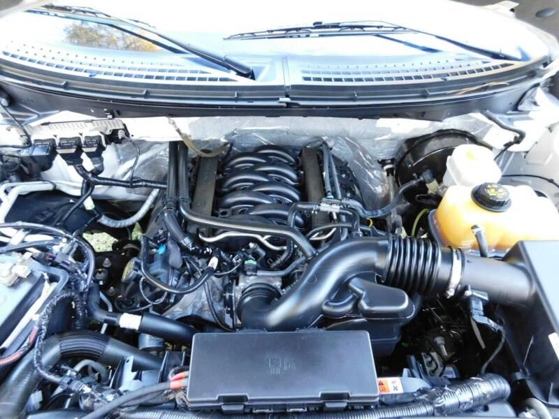 2014 Ford F-150 4x2 XL 4dr SuperCab Styleside 6.5 ft. SB - Ponchatoula LA